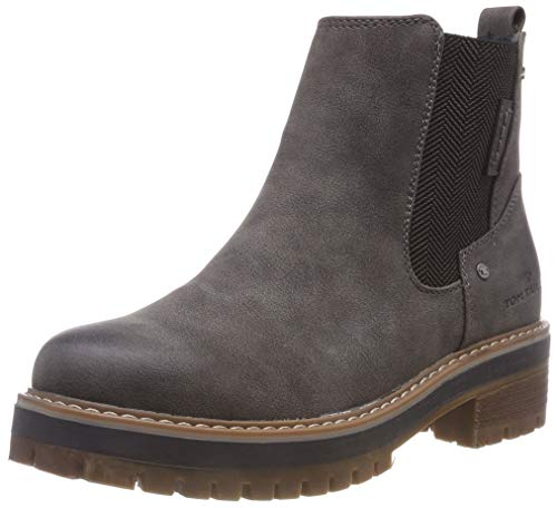 Tailor Woman Tom Grey 00013 carbone Botines 5890004 dqBt8H