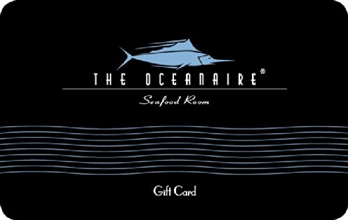Oceanaire Restaurant $100 Gift Card