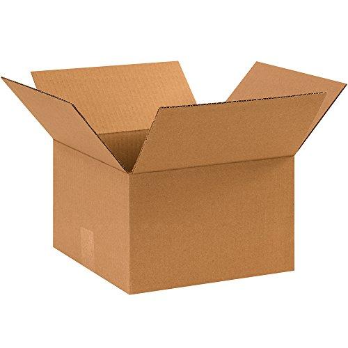 Aviditi 11117100PK Corrugated Boxes, 11
