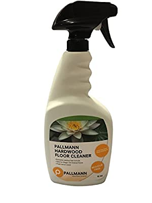 Pallmann Hardwood Floor Cleaner 32 Ounce Spray Bottle