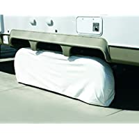 ADCO 3983 White Small Triple Axle Tyre Gard Wheel Cover by ADCO