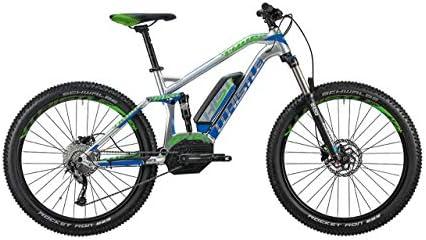 Whistle - Bicicleta eléctrica B-Rush Plus Ltd, Modelo 2020 27,5 + ...