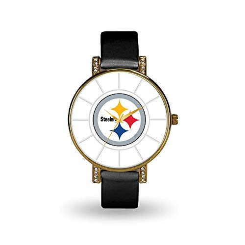 Gifts Watches NFL Pittsburgh Steelers Lunar Watch by Rico ()