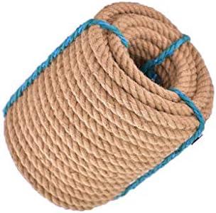 ZHWNGXO Tauziehen Seil, 30mm Fertigkeit-Seil for Scrapbook, Hochzeit Geschenk-Verpackung Verschleißfeste, Durable, Sonnenschutz (Size : 40m)