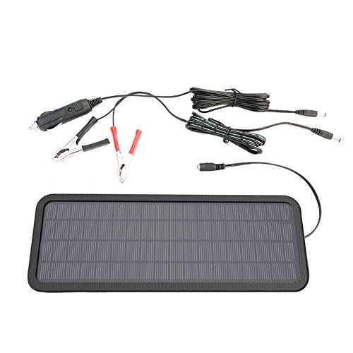 Best Solar Battery Maintainer - 5