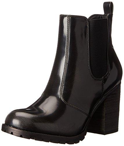 887865345343 - Madden Girl Women's Anarchhy Boot, Black/Grey, 6.5 M US carousel main 0