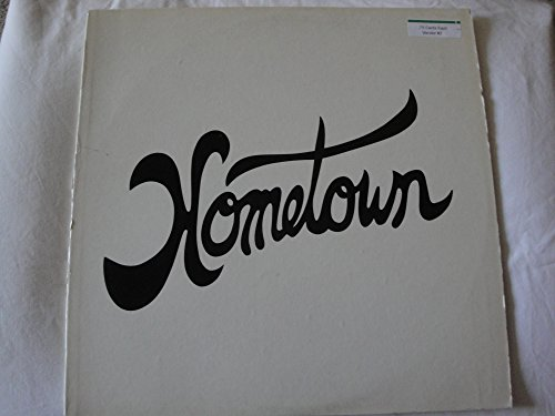 Hometown LP Vinyl PRIVATE Eugene Oregon Comp HT-001 FOLK PSYCH BREAKS