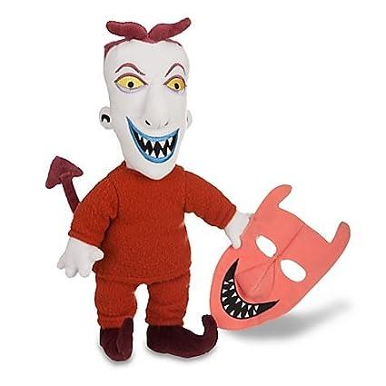 disney tim burtons the nightmare before christmas lock plush - Lock The Nightmare Before Christmas