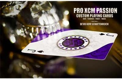 XCM Passion Deck Playing Cards