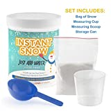 Playlearn Instant Snow Powder - Magic Fake Snow
