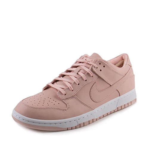 Nike Mens Dunk Lux Low Artic Orange Leather