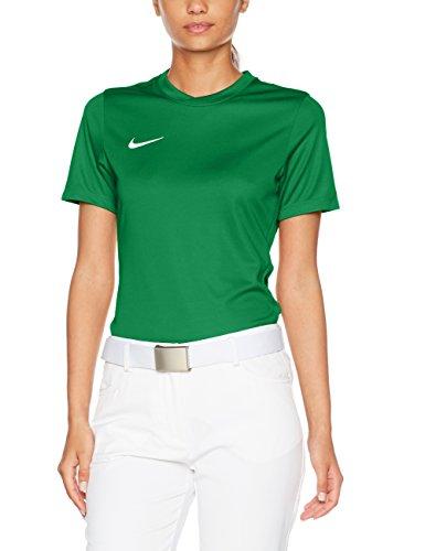 Pine Green white Vi Maglietta Donna Maniche Jsy Corte Nike A Park W Ss PTtwWXq7Av