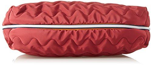K-Way 7bkk2e02b4101, Borsa a Spalla Donna, Rosso (B41 Red Rugby), 22 x 32 x 40 cm (W x H x L)