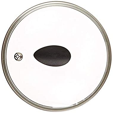 8  Earth Frying Pan Lid in Tempered Glass, by Ozeri