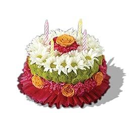 Flower Cake Celebration