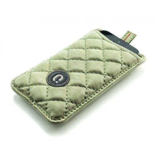 QIOTTI Be Collection Case für Apple iPhone 5/5S/5C Vintage Grün