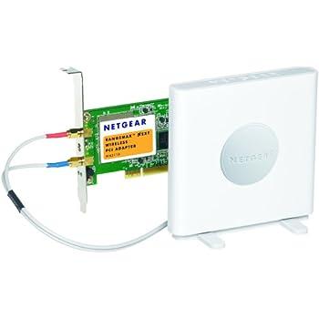 NETGEAR WN311B RangeMax Wireless-N PCI Adapter