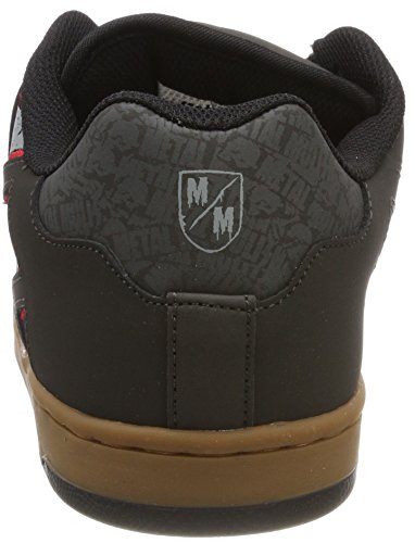Etnies Men's Metal Mulisha Fader 2 Skate Shoe Charcoal where can i order HMCDE