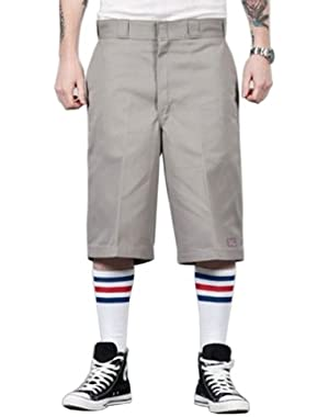 13'' Multi-Pocket Work Short - Silver Dickies42283 Classic Mens Shorts