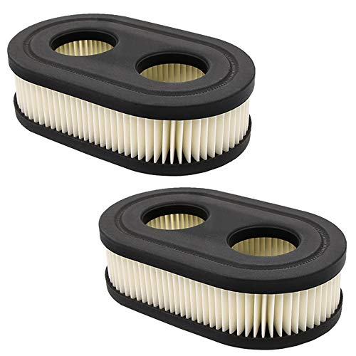 HOOAI 593260 798452 Air Filter - Air Filter Cartridge for Briggs & Stratton Cartridge (2)