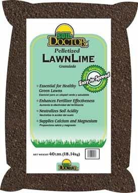 Zuo Modern Soil Doctor 54050860 Pelletized Calcitic Limes...