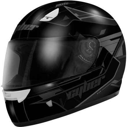 Cyber US-39 Full Face Helmet Matte Black S/Small