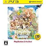 Marvelous Interactive Rune Factory Oceans PlayStation 3 the Best for PS3 [Japan Import]