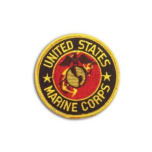 US Flag Store Marine Patch