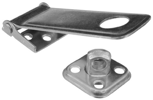 Stanley Hardware S754-579 CD911 Rotating Post Hasp in Zinc plated