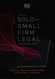 The 2019 Solo and Small Firm Legal Technology Guide