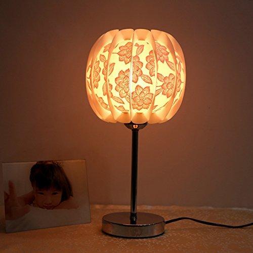 Unbekannt Set Tischlampe-Eine Moderne und minimalistische Art kreative Kinderzimmer sind mit Nachttischen Lampe Persönlichkeit Kunststoff warm Mini-Licht dekoriert