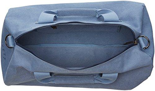 Hackett Mr Classic Wshd Duffle - Borse a spalla Uomo, Blu (Blue), 52x28.5x28.5 cm (W x H L)