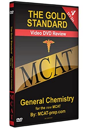 Amazon com: The Gold Standard: General Chemistry: Dr  Brett