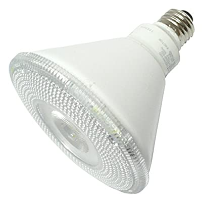 TCP LED14P38D41KNFL - LED - 14 Watt - PAR38 - 90W Equal - 5618 Candlepower - 25 Deg. Narrow Flood - 4100K Cool White