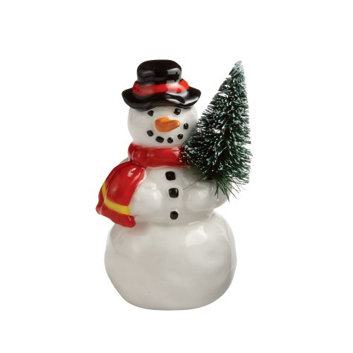 Department 56 Accessories for Villages A Jolly Happy Soul Accessory Figurine Department 56 Snowman