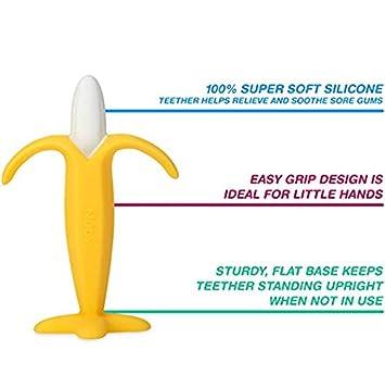 Banana Nuby Soothing Teethers