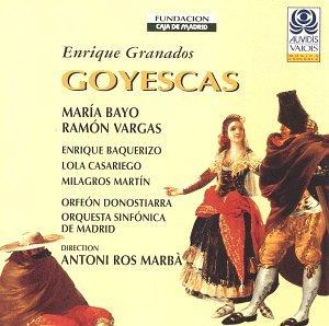 la maja y el ruisenor the maja and the nightingale from the opera goyescas libretto by fernando periquet music by enrique granados