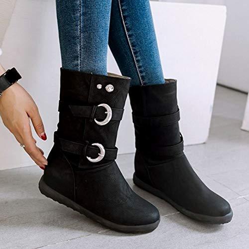 Arricciati Donna Melady 1 Stivali black CEEnPq5x