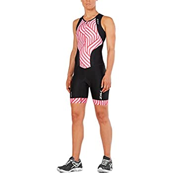 Image of 2XU Womens Perform Front Zip Trisuit