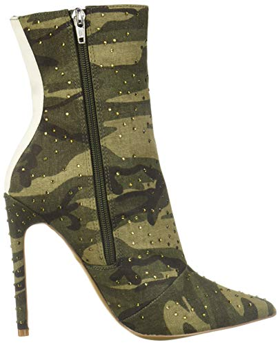 Us Camouflage Steve Wagu 5 Dress 6 Women's Madden Bootie qAA68tTB