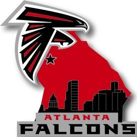 NFL Atlanta Falcons City Pin ()