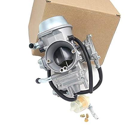 Amazon.com: Funda de carburador al vacío para Yamaha Honda y ...