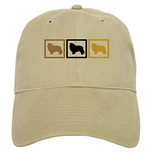 CafePress - Shetland Sheepdog - Baseball Cap with Adjustable Closure, Unique Printed Baseball Hat (Baseballs For Shetland)