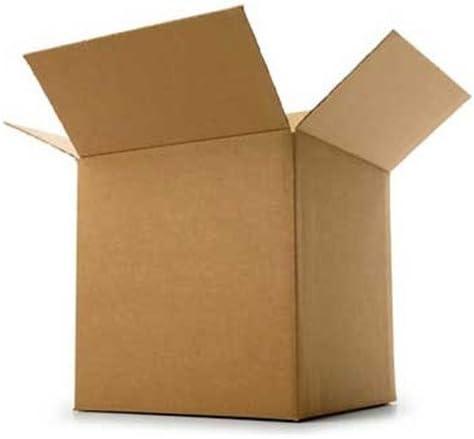 REALPACK® 10 x cajas de una sola pared tamaño: 15 x 15 x 15 cm – Ideal para mudanzas o simplemente almacenar artículos de envío rápido * Servicio de entrega al día