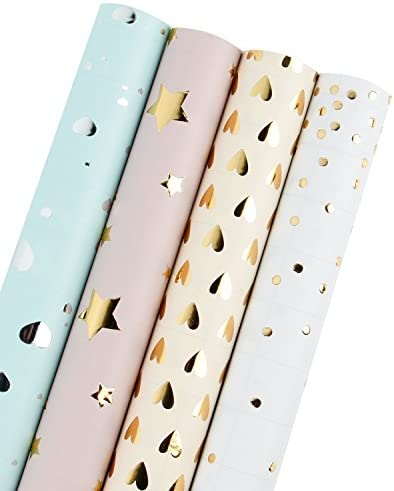 LaRibbons Gift Wrapping Paper Roll product image