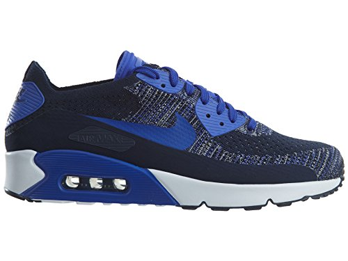 NIKE, Giacca Uomo HBR Track College Navy/Paramount Blue
