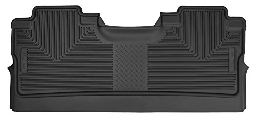 Husky Liners 2nd Seat Floor Liner (Footwell Coverage) Fits 15-17 F150 SuperCrew