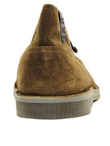 Bikkembergs - Zapatillas de ante para hombre 45
