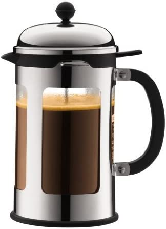 Amazon.com: Bodum 11173-16 12 Cup Chambord French Press ...
