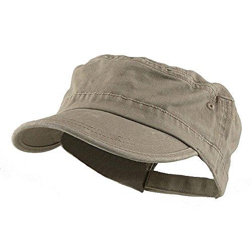 khaki cap - 3